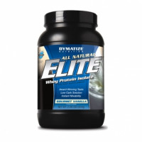 Протеин Dymatize All natural Elite Whey Protein 930 г.