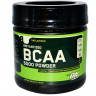 BCAA Optimum nutrition BCAA 5000 POWDER 345 г.