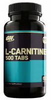 Карнитин Optimum Nutrition L - Carnitine 60 таб.